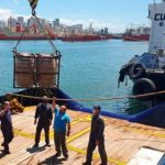 В Аргентине украли пиво с морского дна